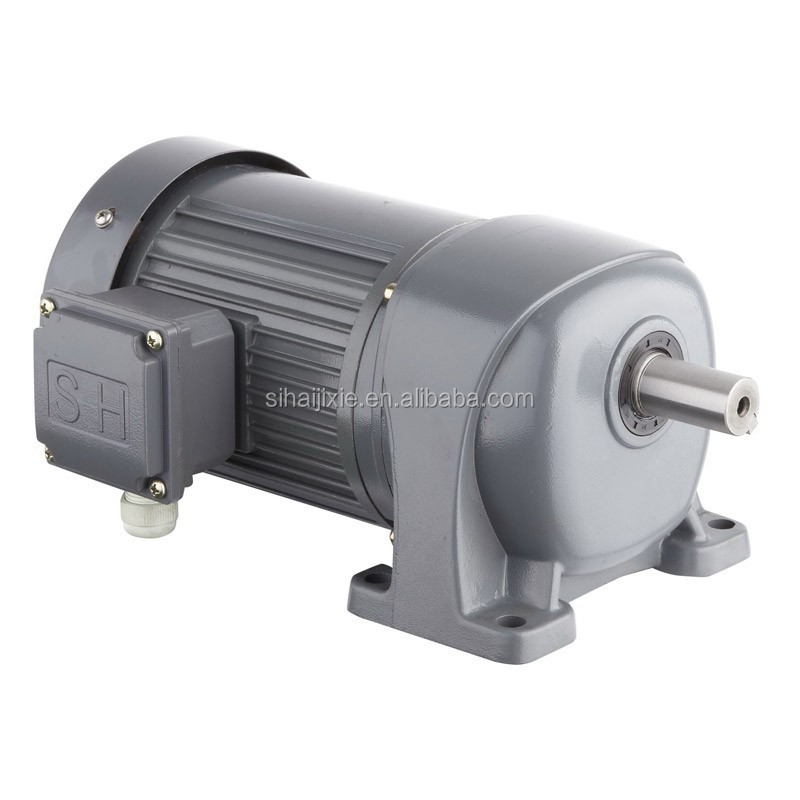 G3 series three-phase 25mm gear motor with gearbox
