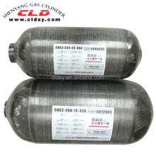 hydrogen gas tank 2016 Model, High pressure Hydrogen gas cylinder, 70MPa, 35PMa, carbon fiber fully wrapped