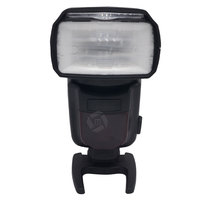 Mcoplus TR-950 Universal Mount Flash Speedlite for Nikon/Canon with Flash Diffuser