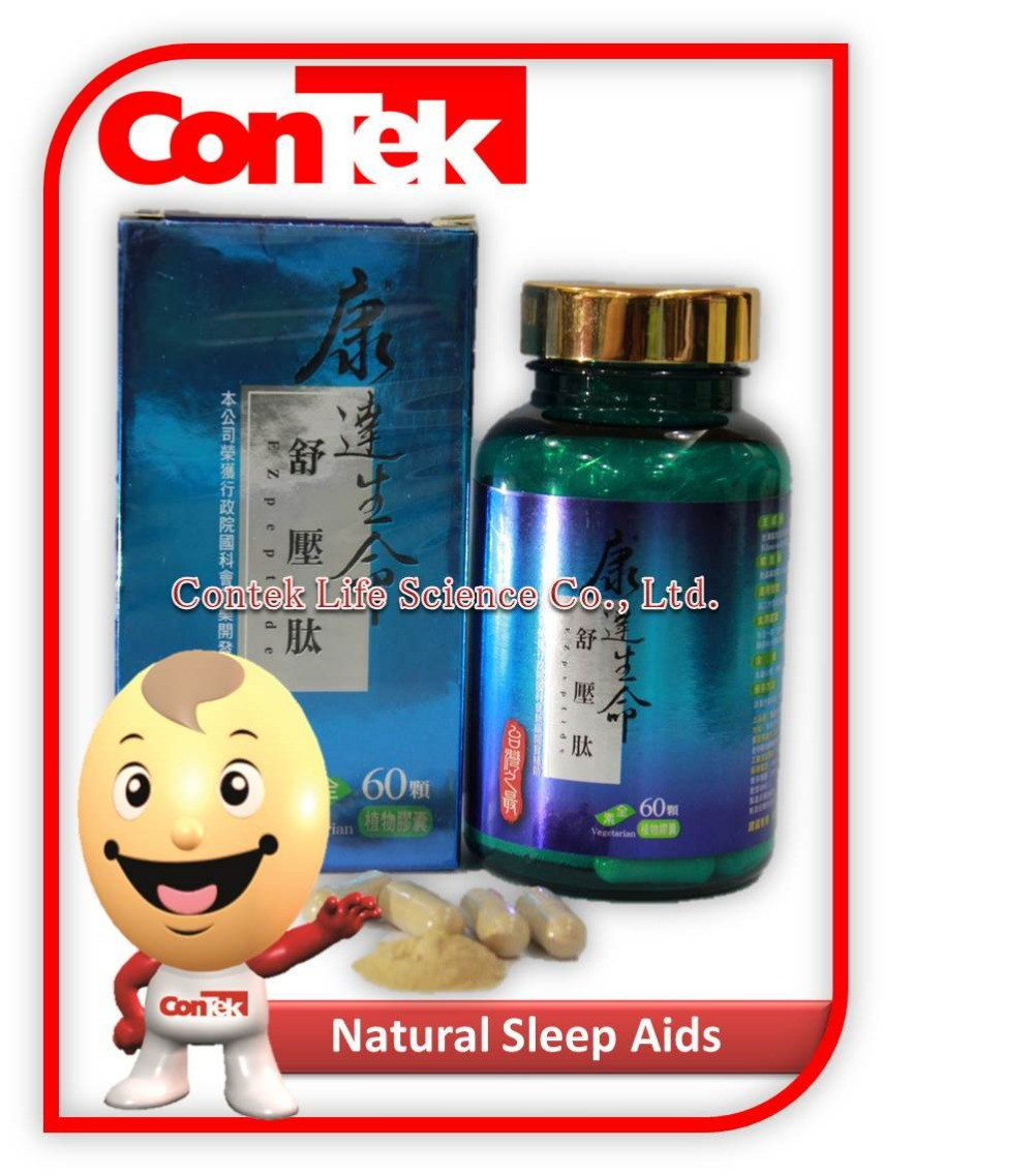 Insomnia sleep pill, anti stress tablet