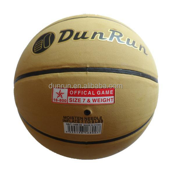 Official Size Resemble Cow Leather Laminated Basketball