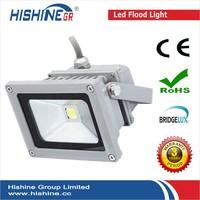 LVD/EMC listed high brightness 10w pyramid outdoor led light