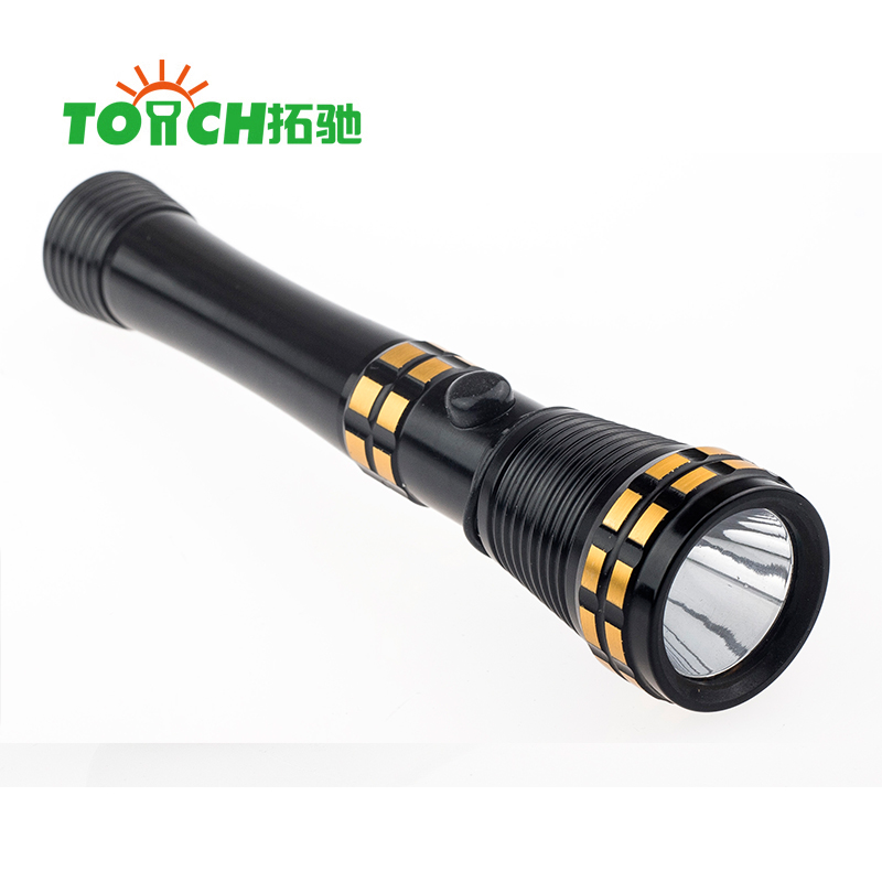 HIgh power multi function rechargeable handheld led torch light