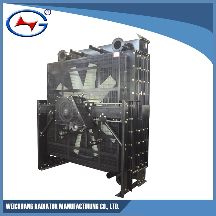 Weichuang radiator for generator S16R-PTAA2