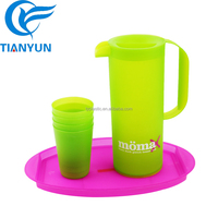 pp water pitcher set