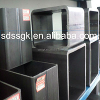 GB/T19001-2008 Q195 alibaba China rectangular welded carbon steel pipe hs code