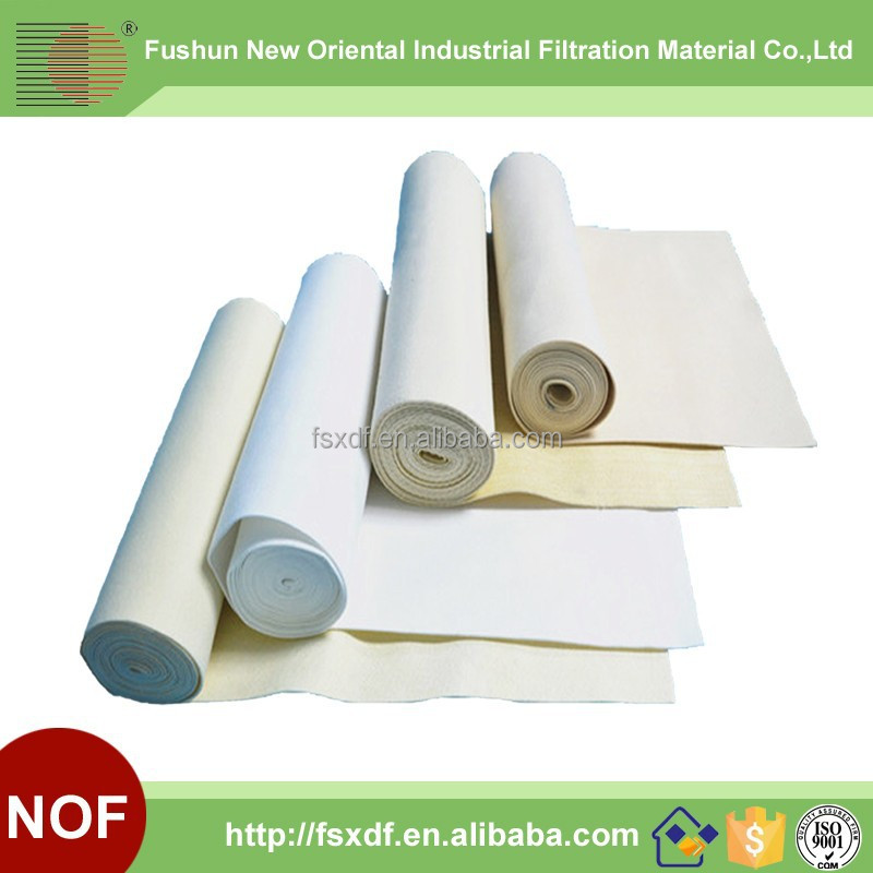 China top ten selling Nonwoven needle punched Geotextile felt