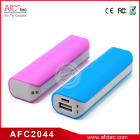 usb portable mobile power bank 2200mah
