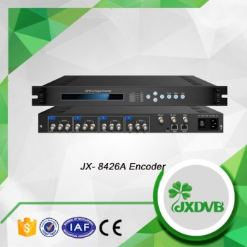good quality Advanced Type h.265 hd streaming encoder
