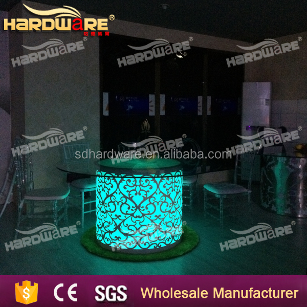 American style dining table/antique dining table/cheap chinese led table