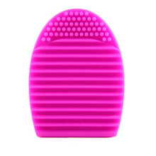 Tool Mat Makeup Brush Cleaning Mat silicone makeup brush cleaner with Suction Cups Suitable for Makeup Brushes