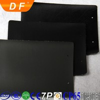 pvc leather black for sofa for car seat genuine leather