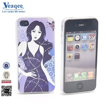 Veaqee universal tpu cell phone case for iphone 4s