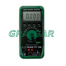 Duoyi DY2108 Autoranging Digital Multimeter Auto-Range with Mechanical Mechanism of Protection