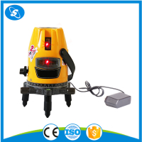 Cheap price 1V1H auto leveling laser level with tripod
