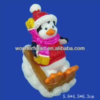 wholesale polyresin penguin figurines