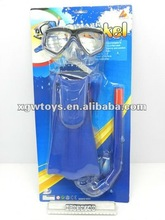 Kids Diving Mask+Snorkel+Flipper Set, Swimming Set summer toys
