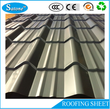 cost-effective villa building material Corrugated Metal Roofing Tile Sheet