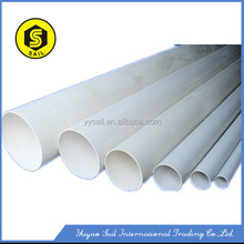 High quality PVC water supply pipe,high quality and favorable electrical pvc pipe sizes