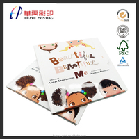 Custom printing colorful children hardcover board book/cheap child book printing
