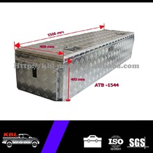 Heavy Duty Aluminum Truck Bed Tool Box/Side Mount Toolbox for Trailer with 3 Doors (ATB-1544)(OEM/ODM)