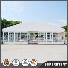 China new design popular square marquee tent used wedding and party tents