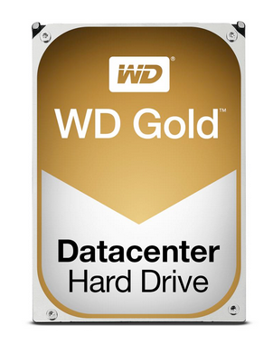 3.5 inch Gold Datacenter Hard Drives with high level of reliability