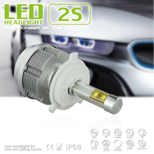 New products auto lamp h4 led headlamp for auto parts car working led light bulbs 30w led headlight bulb h4