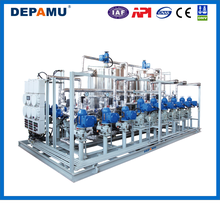 skid mounted pump units & chemical dosing system & automatic dosing system
