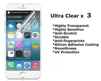 Ultra Clear Screen Protector Film Cover Guard for iphone 6