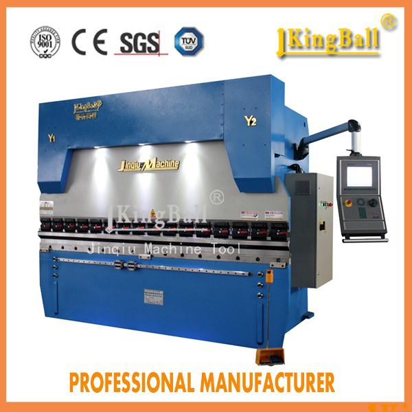 WE67K-400/4000 squre tube roll bending machine with bending machine manual with givi raster ruler