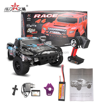 WLtoys K939 1/10 4WD 2.4G Electric RC Short Course RTR High-Speed Remote Control Car Toys Truck Buggy