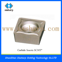 Carbide CNC index cutting tips insert SCMT