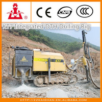 Mining Exploration Hydraulic Drilling Rig used widely in surface mining Project