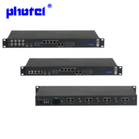 Pots Over E1/OPT Pcm Multiplexer,Transmit 1~30 channels FXO/FXS telephone