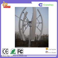 Maglev Vertical Axis Wind Turbine Generator 3kw
