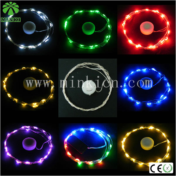 Factory wholesale price best design very popular multicolor changing cheap battery operated string lights