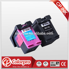 Colorpro Printer supply excellent printers compatible ink cartridge for HP 901 901XL CC653A CC655A CC654A CC656A