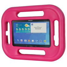 cheap 7 inch tablet case with grip handle for Galaxy tab 2 7 inch tablet