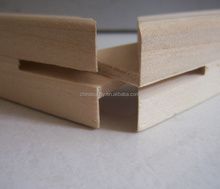 Factory direct supply wooden stretched canvas stretcher bars with high quality