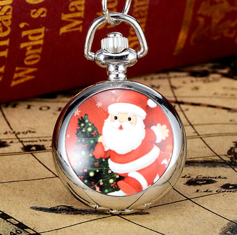 Wholesale west style surprise kid pocket watches best christmas gift