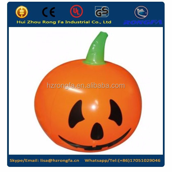 inflatable pumpkin/Halloween decoration/party item