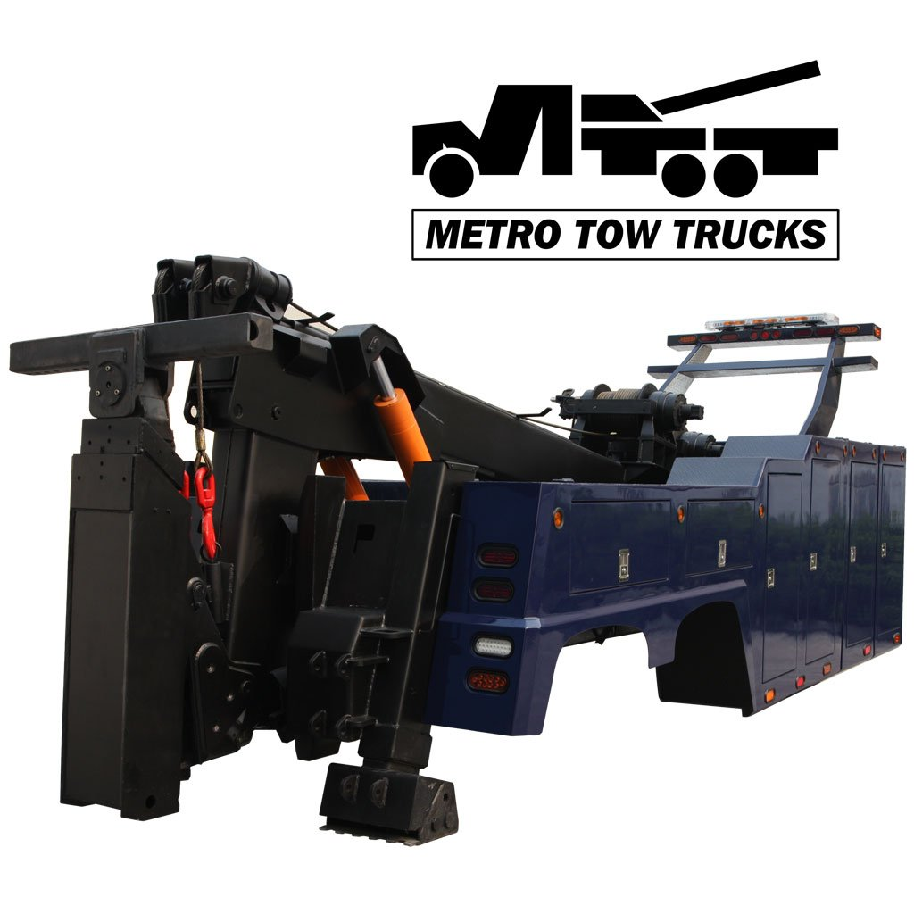 INT-35 Heavy Duty Tow Truck Wrecker
