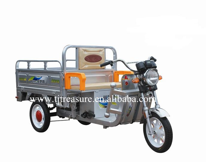 High quality three wheel motorcycle for cargo/piaggio ape spare parts