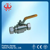 300LB motorized pvc ball valve made in China
