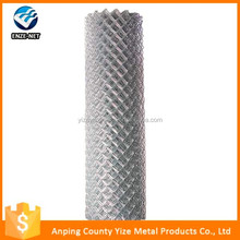 alibaba china market 9 gauge 50x50mm galvanized or pvc coated chain link fence