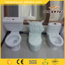 Haopeng Factory Small Size Children Toilet/Ceramic One Piece kindergarten Toilet Bowl
