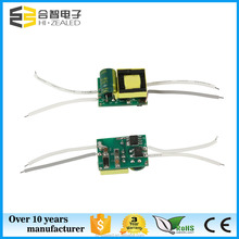Factory price 1W-3W 320mA constant current Isolated GU10 led lamp power supply