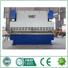 Professional exporter sheet metal cnc hydraulic press brake bending machines with E21 controller China suppliers