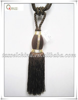 curtain tieback, accessories for curtain, chinese home textile